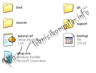 Cara Install Windows Dari Flash Disk Info Baruus